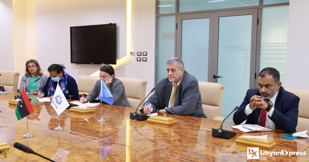 Sanalla receives Kubis to discuss the impact of budgeting issues and the conditions of workers in the oil industry