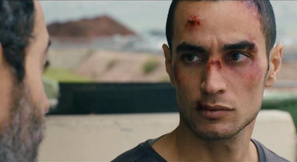 Screenshot from Omar's film