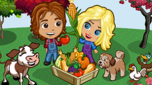 Farmville was the game that first made Zyngas name in 2009