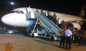 Egyptians being sent home from Misrata (photo:social media) Read more: http://www.libyaherald.com/2014/10/13/fake-visa-egyptians-deported/#ixzz3GA5i5xa8