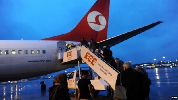 Turkish Airlines resumed cargo and passenger flights to Misrata in October