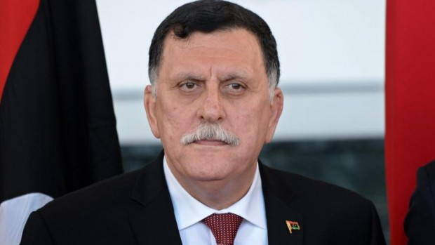 (Fayez Al-Serraj) the proposed prime minister for the Government of National Accord