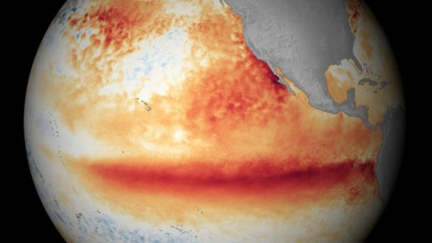 El Nino has contributed to making 2015 the warmest year on record and will continue to influence temperatures in 2016