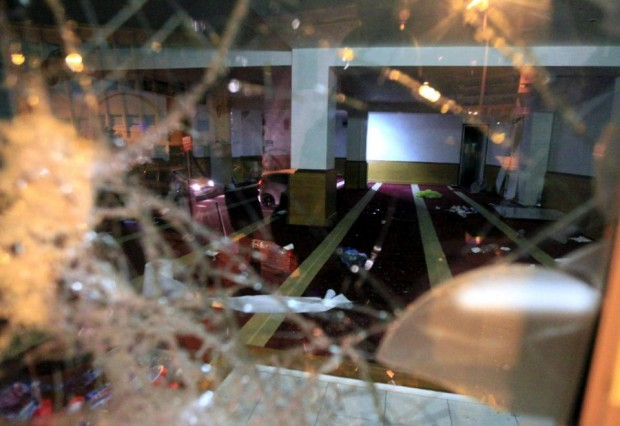 Christmas Day In France.French Mob Vandalized A Muslim Prayer Hall On Christmas Day