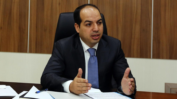 Ahmed Miitig - Deputy Prime Minister for Libya's Government of National Accord.
