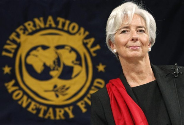IMF Managing Director (Christine Lagarde)