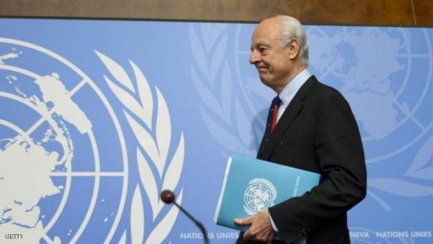 SWITZERLAND-SYRIA-CONFLICT-DIPLOMACY-UN