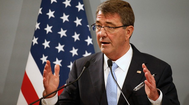 U.S. Defense Secretary Ash Carter © Charles Platiau / Reuters