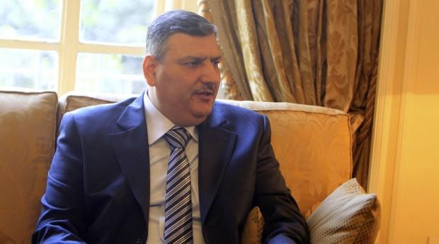 Former Syrian Prime Minister Riyad Hijab. © Mohamed Abd El Ghany / Reuters
