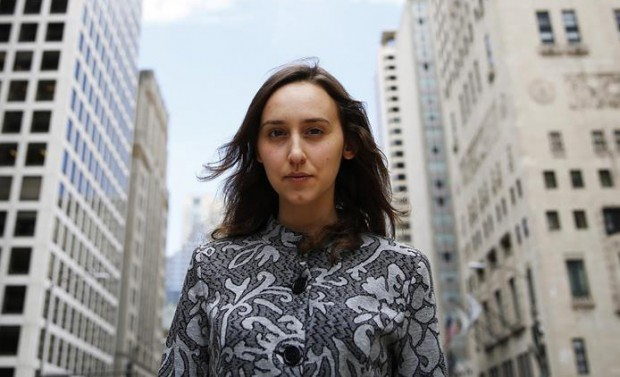 Now 22, Pasterski is getting her Ph.D. at Harvard.SOURCE: Michael Noble Jr. / Landov