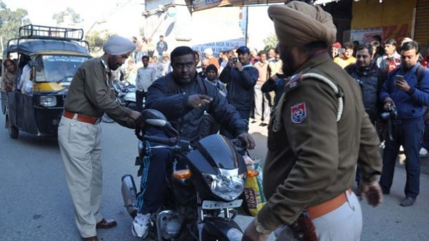 India's Punjab state is on alert following the attack