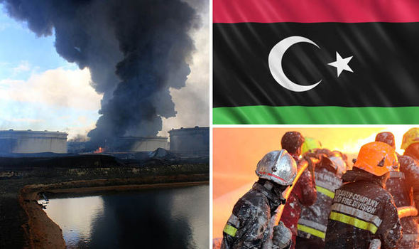 Libyan oil wells have come under attack from ISIS fighters