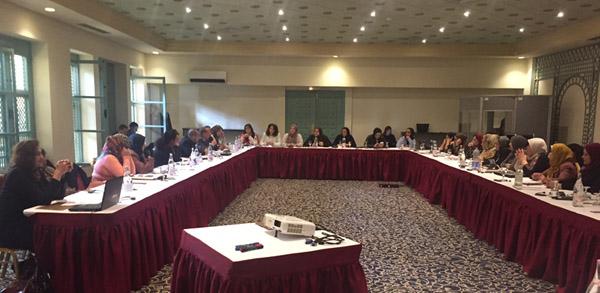 LibyanWomenMeeting11January2016_600