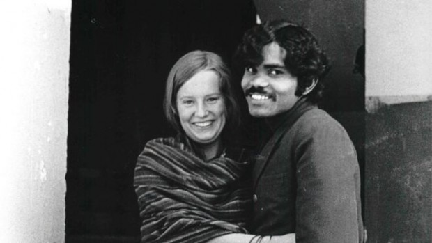 PK Mahanandia met Charlotte Von Schedvin in Delhi for the first time in 1975