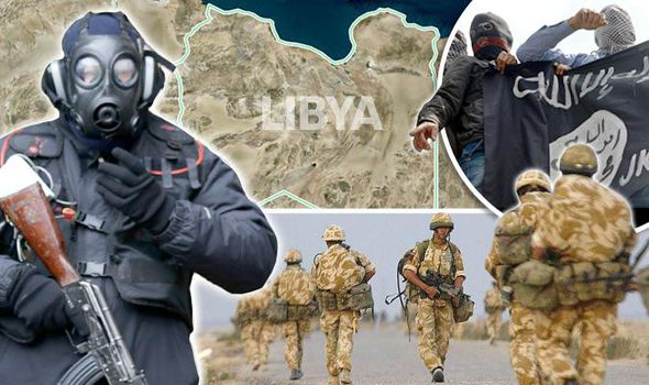 The British deployment of half a dozen elite SAS soldiers will form part of a 6,000-strong army