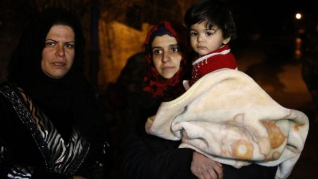 The plight of Madaya's residents has sparked international concern