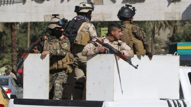 US officials said they were working with the Iraqi authorities to locate and recover the men