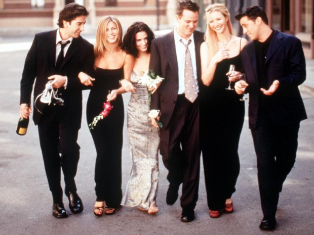 Fans have been praying for a Friends reunion since it ended 11 years ago Hulton Archive/Getty Images