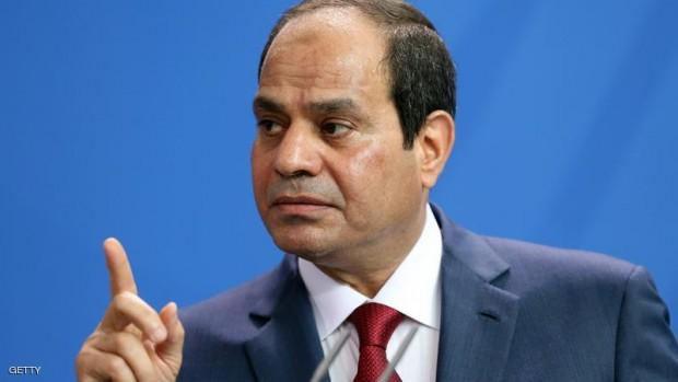 Egyptian President al-Sisi