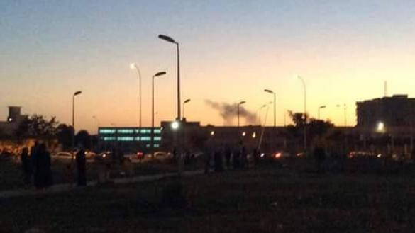 Dignity Operation warplane downed in Benghazi