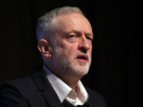 "Jeremy Corbyn said there were ""growing signs that the British Government may be preparing to intervene militarily again in Libya"" (PA)"