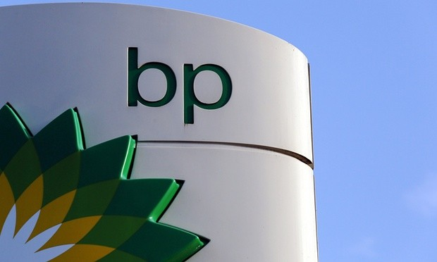 The biggest problem for BP has come from low crude oil prices. Photograph: Luke Macgregor/Reuters
