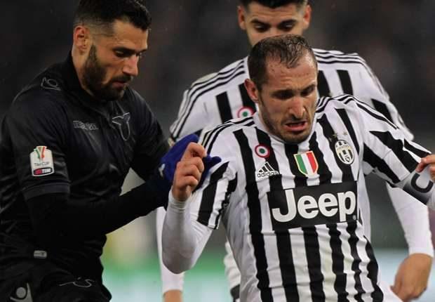 Juventus welcomes back Chiellini for Inter clash