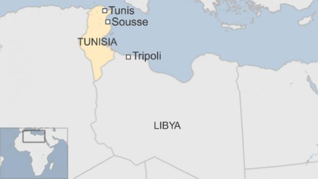 tunisia libya