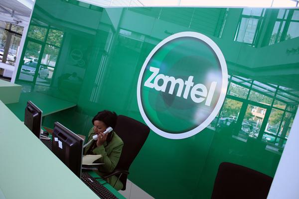 Zamtel (Zambia Telecommunications Company)