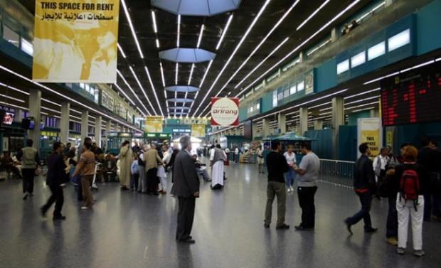 مطار طرابلس الدولي-(أرشيفية)