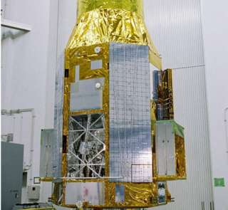 The satellite was called Astro-H at launch, but renamed Hitomi in space