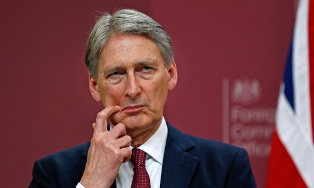 Hammond slams terror 'apologists'