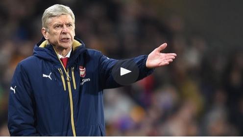 Arsène Wenger: Arsenal remain confident despite Watford defeat