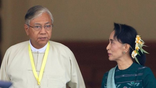 As well as being a writer himself, Htin Kyaw is the son of a national poet and the son-in-law of a founder of the pro-democracy movement
