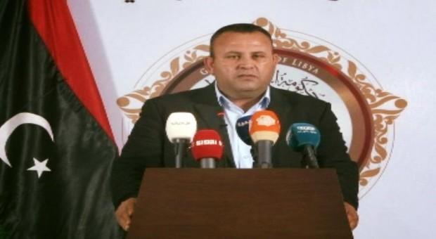The Deputy Minister of Economy, Ali Al-Mahjoub