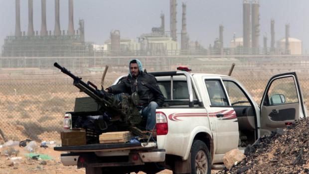 Mideast Libya Oil