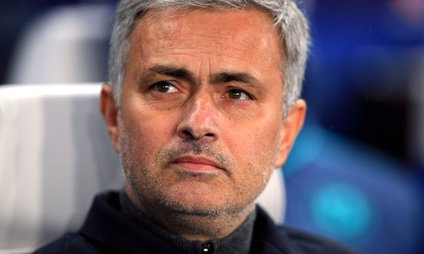 José Mourinho could be due up to £15m if he is not appointed by Manchester United, according to reports. Photograph: Nick Potts/PA