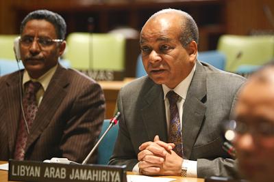 Abdurrahman Shalgham, Former Libyan Permanent Representative to the UN