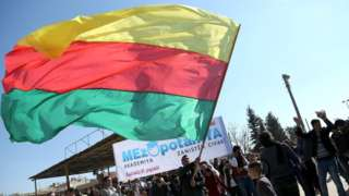 Kurds made up between 7% and 10% of Syria's pre-war population