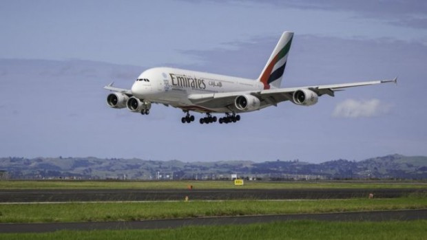New route is believed to be the current longest non-stop commercial flight by distance