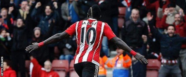 Sadio Mane was free to play after his red card against Stoke last weekend was overturned and turned around the match after arriving as a half-time substitute. He registered three shots on targets, more than any other Saints player