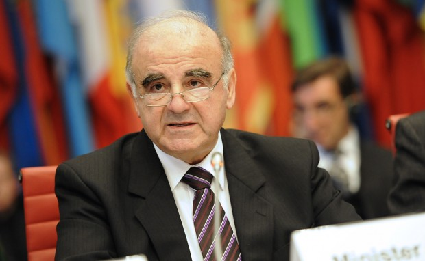 Maltese FM, George Vella