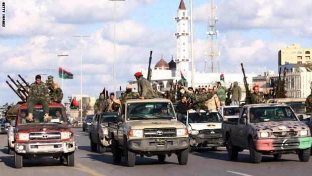 Tripoli Revolutionaries Brigade