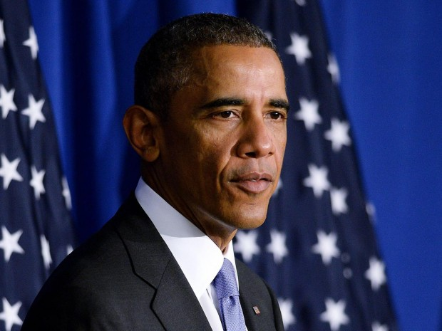 US president Barack Obama Getty Images