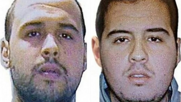 Khalid el-Bakraoui, the metro suicide bomber, and brother Brahim