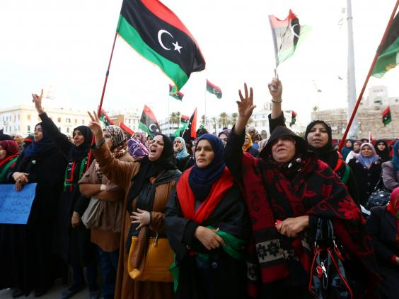 Violence and instability in Libya