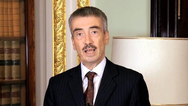 UK ambassador to Libya, Peter Millet