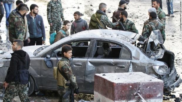 The ISIS terror treat