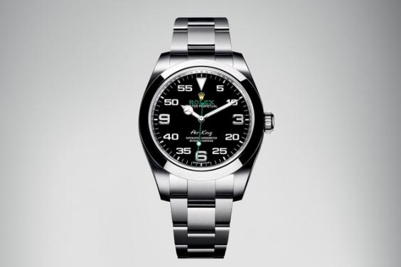 Watches are set to 10:10 in almost every promotional image out there (Pic: Rolex)