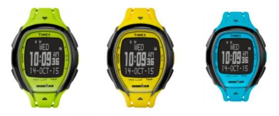Timex sets all their watches to 10:09:56 in marketing images, even if they don't have hands (Pic: Timex)